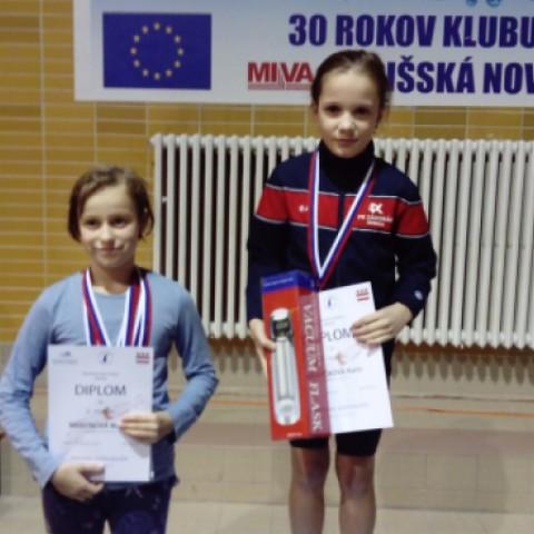 07dbc45d863e6 PK Záhorák má 9-ročnú trojnásobnú zlatú plavkyňu | Mesto Senica ...