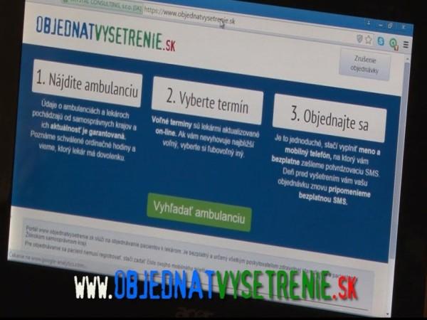 646cdb375b Poliklinika Senica spustila objednávanie pacientov aj online